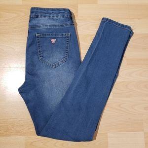 GUESS jeans Tahiana high waisted skinny